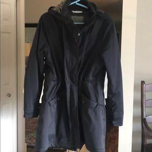 Athleta wind and rain jacket